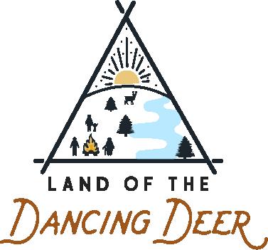Land of the Dancing Deer Logo